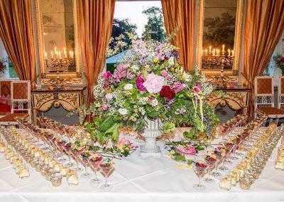Hochzeit im Gartensaal