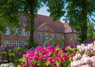 Herrenhaus Borghorst Blumen
