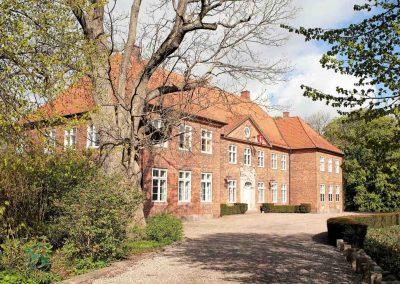 Herrenhaus Borghorst Frühling