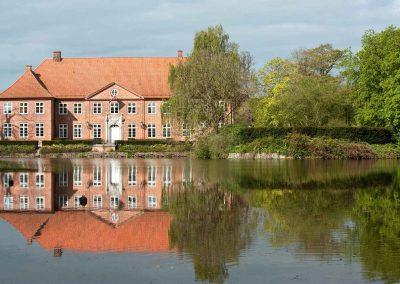 Herrenhaus Borghorst Teich
