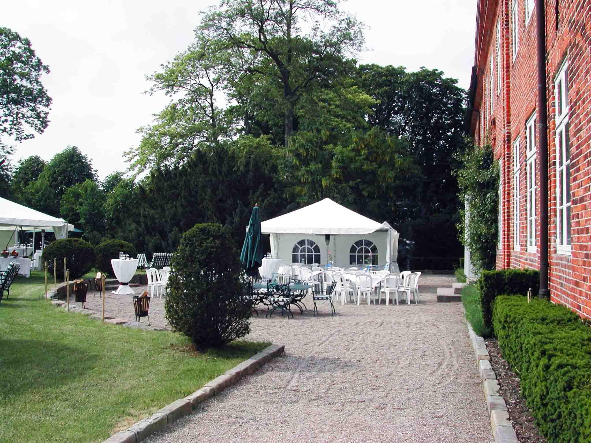 Herrenhaus Borghorst Tagungen Park
