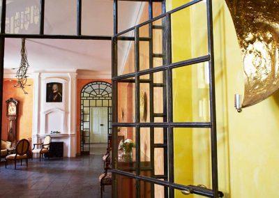 Einganshalle Herrenhaus Borghorst