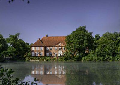 Das Herrenhaus Borghorst