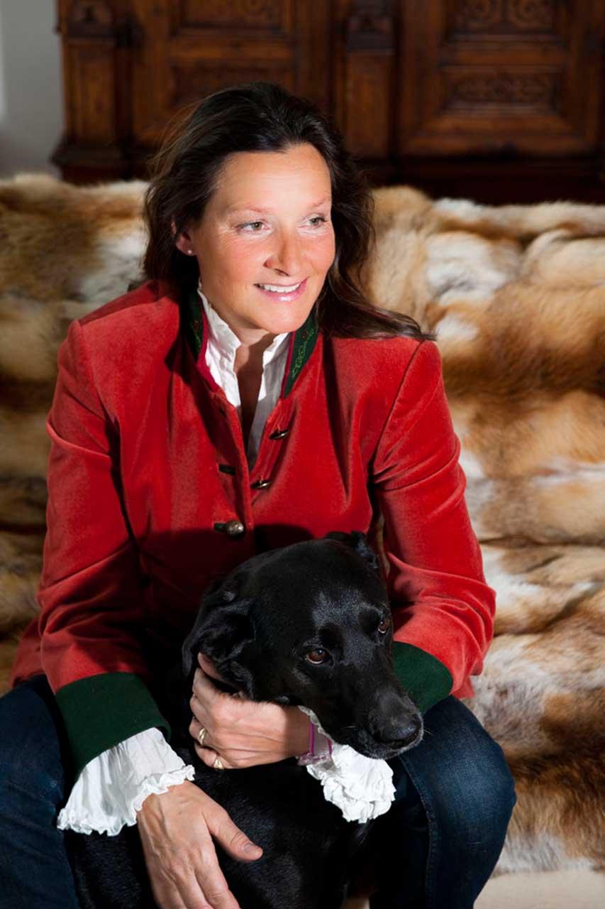 Caroline Odefey Portrait