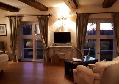 Herrenhaus Borghorst Falkenhorst Suite