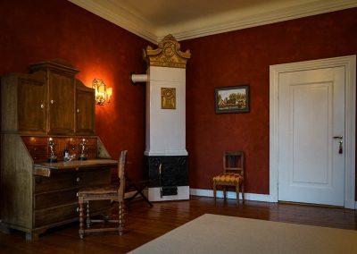 Herrenhaus Borghorst Grafenzimmer Kamim