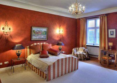 Herrenhaus Borghorst Grafenzimmer Zimmer