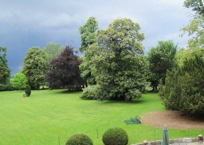 Herrenhaus Borghorst Park 2