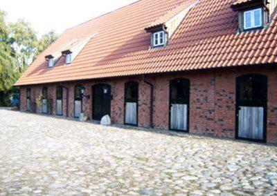 Herrenhaus Borghorst Pferdestall