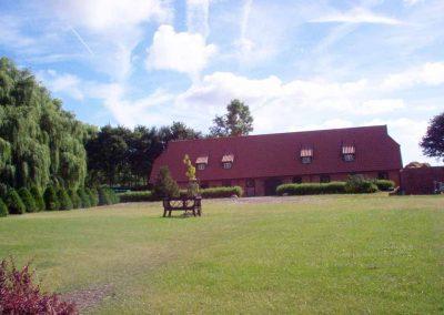 Herrenhaus Borghorst Reitstall