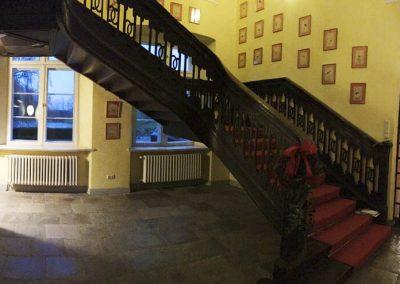 Treppenhaus Herrenhaus Borghorst