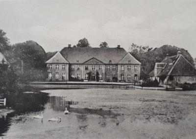 historisch Herrenhaus Borghorst